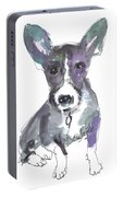 My Dog Ultra Violet Portable Battery Charger