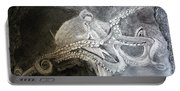 My Friend The Octopus Portable Battery Charger