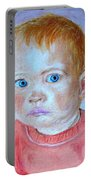 My Granddaughter Leonie  Portable Battery Charger