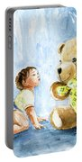 My Teddy And Me 03 Portable Battery Charger