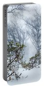 My Winter Love Portable Battery Charger