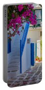Mykonos Staircase Portable Battery Charger