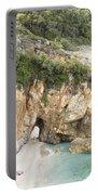 Mylopotamos Beach, Pelion, Greece Portable Battery Charger