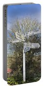 Mylor Signpost Portable Battery Charger