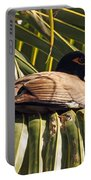 Myna In The Palms Portable Battery Charger
