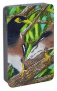 Mynah Birds #474 Portable Battery Charger