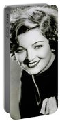 Myrna Loy Portable Battery Charger