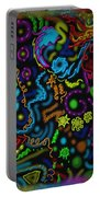 Mysteries Of The Night Portable Battery Charger