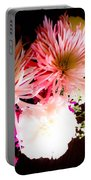 Mystery Of A Flower Portable Battery Charger