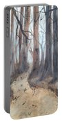 Mystic Forest Portable Battery Charger