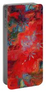 Mystic Garden Portable Battery Charger