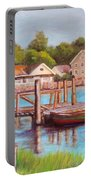 Mystic River View Portable Battery Charger