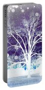 Mystical Dreamscape Portable Battery Charger