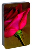 Mystical Rose Portable Battery Charger