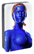 Mystique Drawing Portable Battery Charger