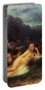 Mythology: Helen Of Troy Portable Battery Charger