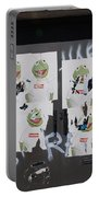 N Y C Kermit Portable Battery Charger
