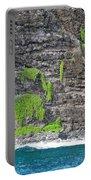 Na Pali Waterfall Portable Battery Charger