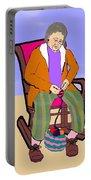 Nana Knitting Portable Battery Charger