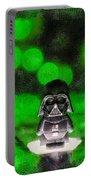 Nano Darth Vader - Pa Portable Battery Charger