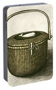 Nantucket Basket Portable Battery Charger