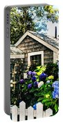 Nantucket Cottage No.1 Portable Battery Charger