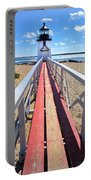 Nantucket Lighthouse - Y2 Portable Battery Charger