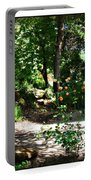 Napa Rose Pathway Portable Battery Charger