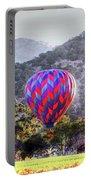 Napa Valley Morning Balloon Portable Battery Charger