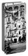 Naples Italy - C 1901 Portable Battery Charger