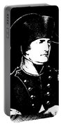Napoleon Bonaparte Portable Battery Charger by War Is Hell Store