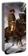 Napoleon Crossing The Alps Portable Battery Charger