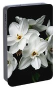 Narcissus The Breath Of Spring Portable Battery Charger