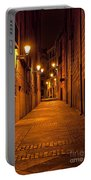 Narrow Alley  Portable Battery Charger
