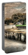Narrow Boat And Jetty Portable Battery Charger