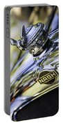 Nash Hood Ornament Portable Battery Charger