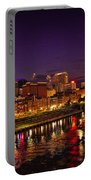 Nashville And General Jackson Portable Battery Charger