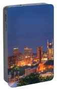 Nashville By Night Portable Battery Charger