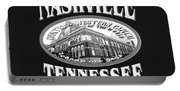 Nashville Tennessee Design Portable Battery Charger