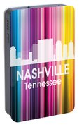 Nashville Tn 2 Squared Portable Battery Charger