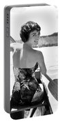 Natalie Wood Portable Battery Charger