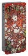 Nataraja Mural Portable Battery Charger