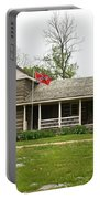 Nathan Bedford Forrest Boyhood Home 3 Portable Battery Charger