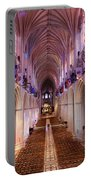 National Cathedral Portable Battery Charger
