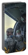National Guard Special Forces Await Portable Battery Charger