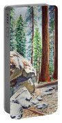 National Park Sequoia Portable Battery Charger