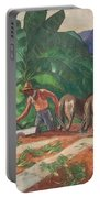 National Park Service - Tropical Country Portable Battery Charger