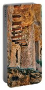 Native American Cliff Dwellings Portable Battery Charger