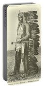 Native American Portable Battery Charger