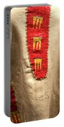 Native American Great Plains Indian Clothing Artwork 09 Portable Battery Charger